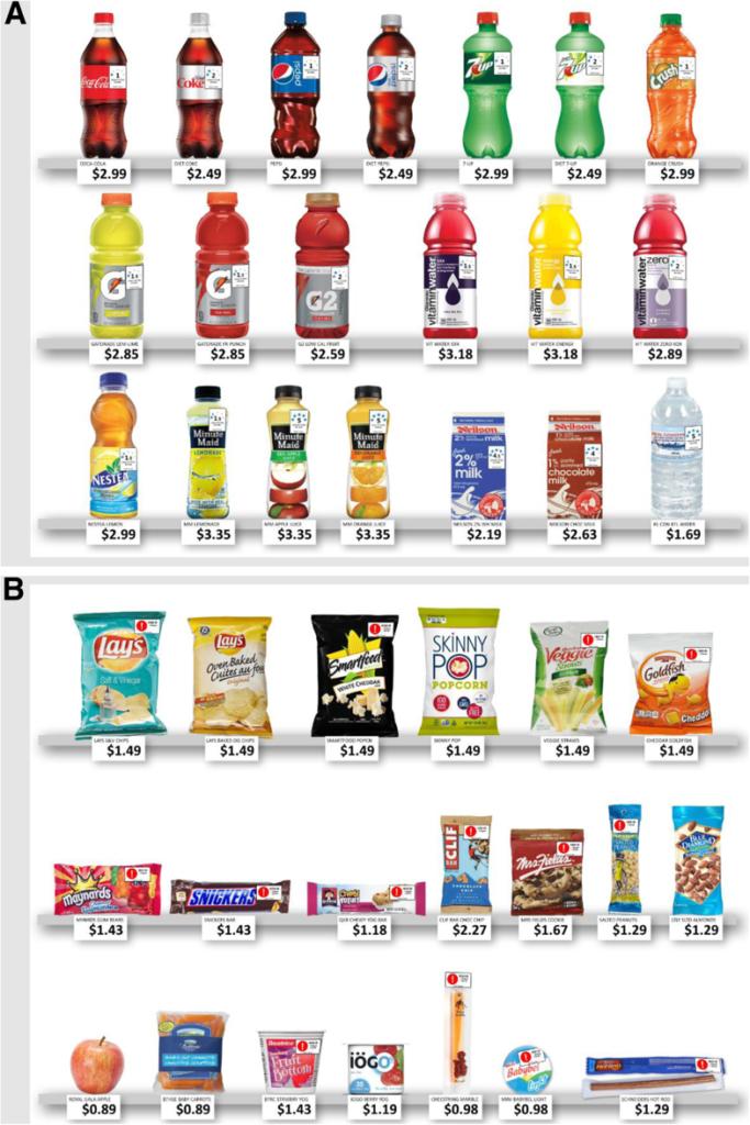 bevande zuccherate cibo spazzatura tasse