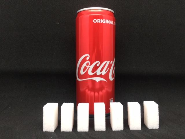 Coca-Cola zollette di zucchero 2019 la pira