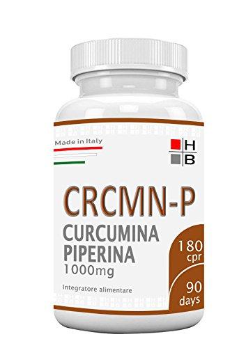 crcmn-p integratore curcuma