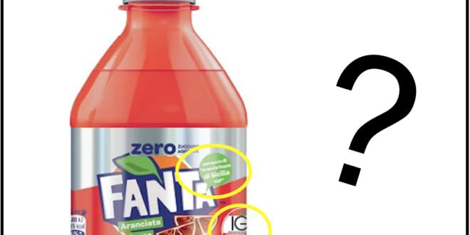Coca-Cola lancia la nuova Fanta con arancia rossa di Sicilia Igp: com'è possibile? Tutto in regola, risponde il Consorzio di tutela