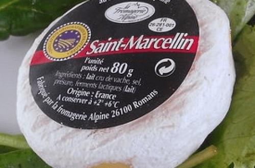 formaggio saint marcellin