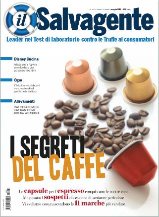 il salvagente segreti caffe capsule 2019