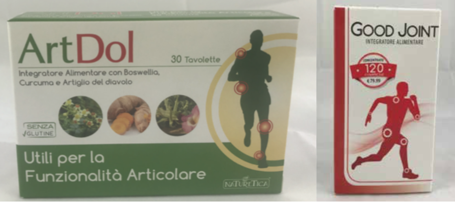 integratori alimentari curcuma artdol good joint