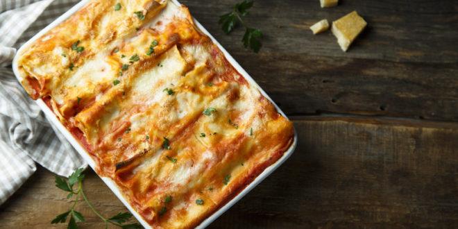 lasagne pasta carboidrati gramma