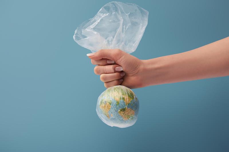 sacchetti plastica bio inquinamento