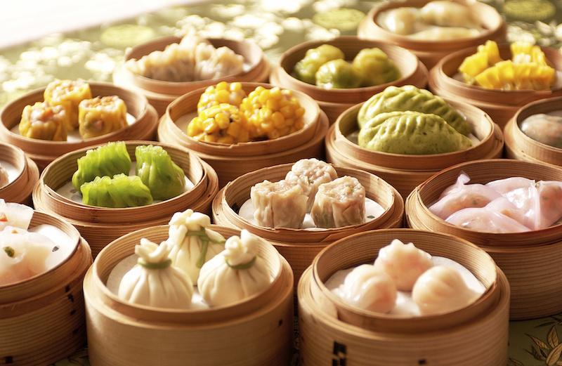 ravioli cinesi vapore ristoranti etnici