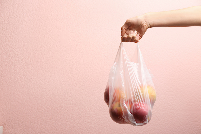 sacchetti plastica bio spesa supermercato sacchetti in bioplastica