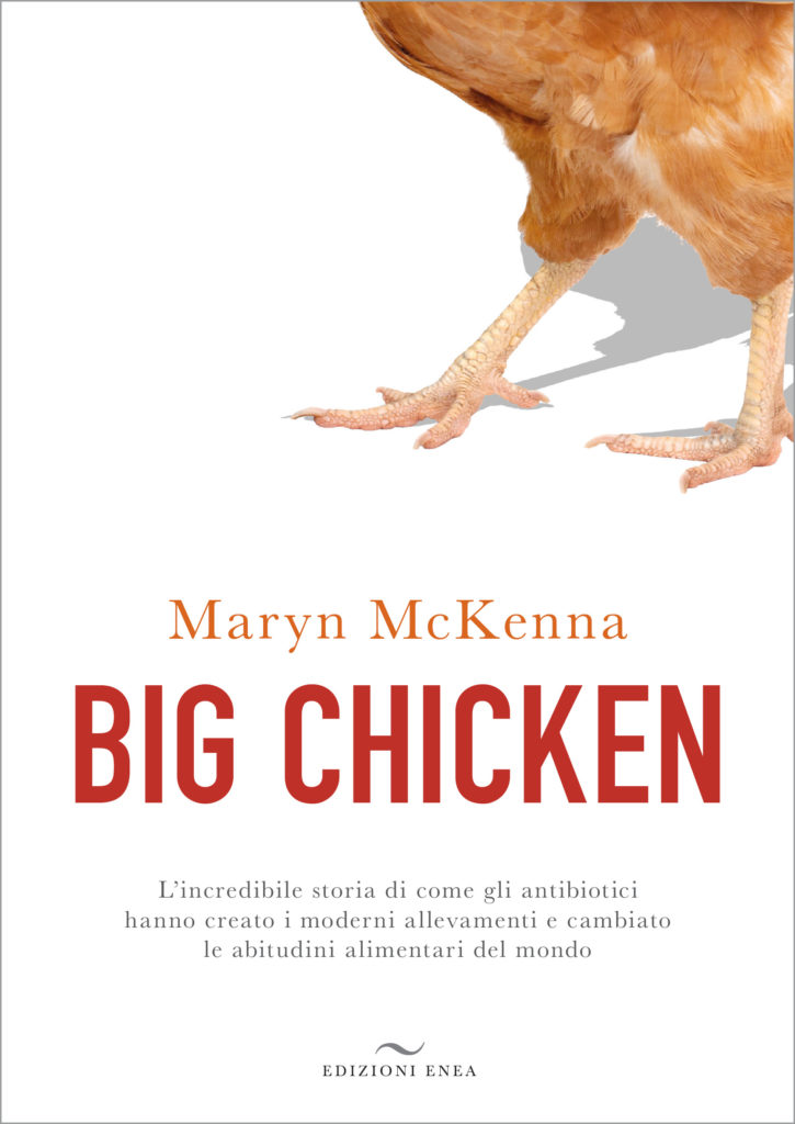 mckenna big chicken copertina libro