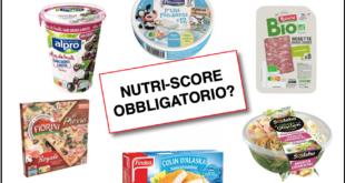nutri-score obbligatorio etichette findus alpro