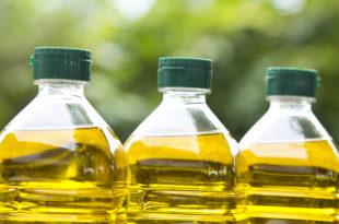 olio d'oliva plastica PET