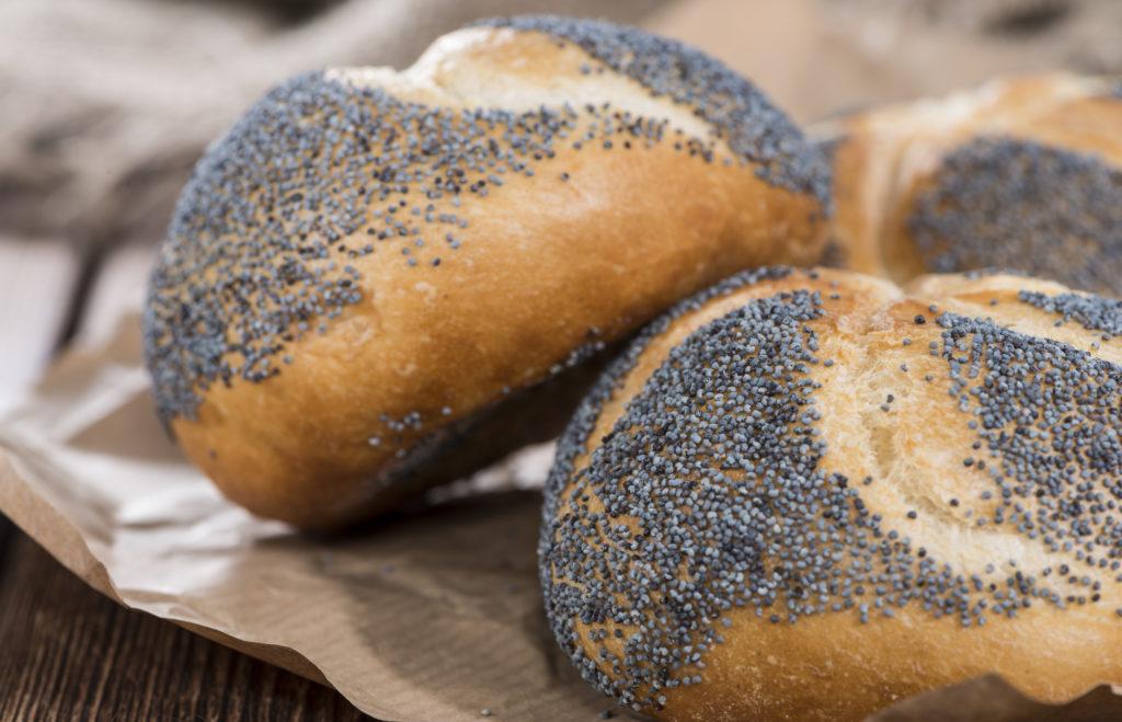 pane semi di papavero
