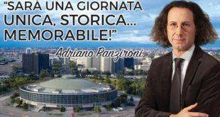 panzironi roma eur manifestazione
