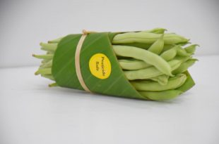 banano imballaggio plastic free packaging