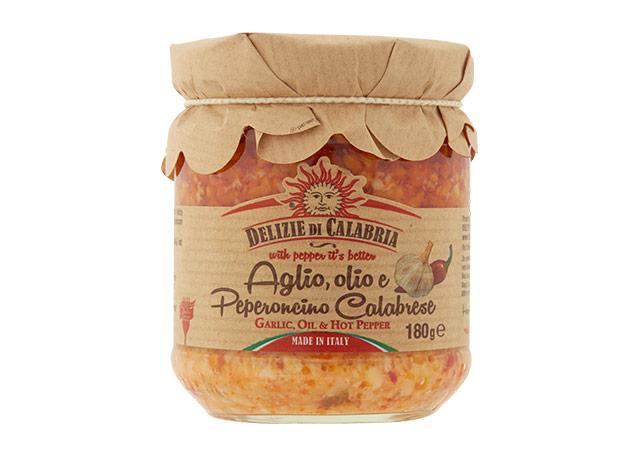 delizie calabria aglio olio e peperoncino