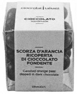 dragees arancia candita cioccolatitaliani