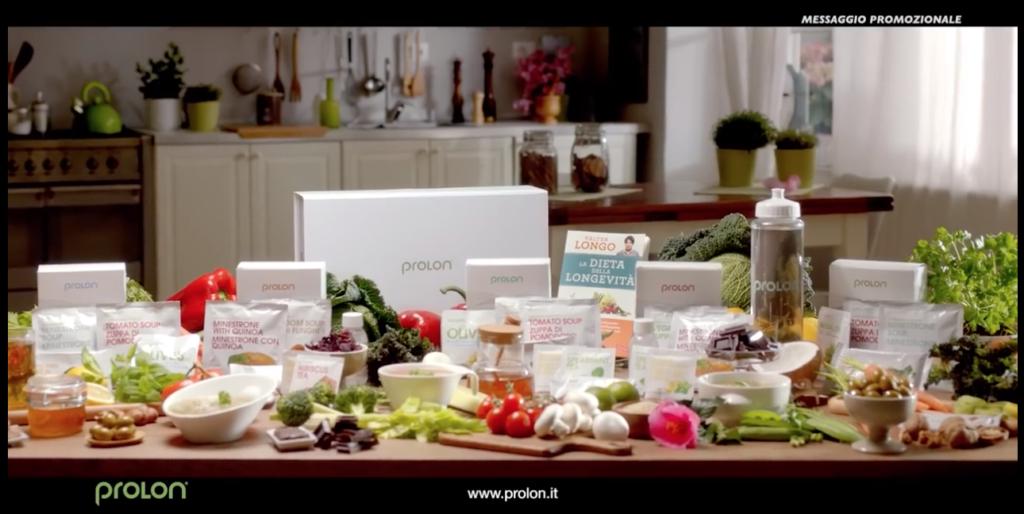 spot prolon dieta mima digiuno prodotti