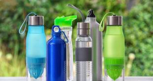 borraccia borracce acqua ambienteplastica alluminio acciaio