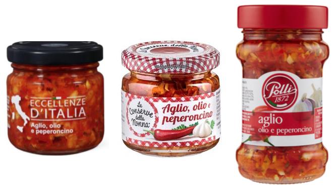 aglio olio peperoncino eccellenze italia conserve nonna polli