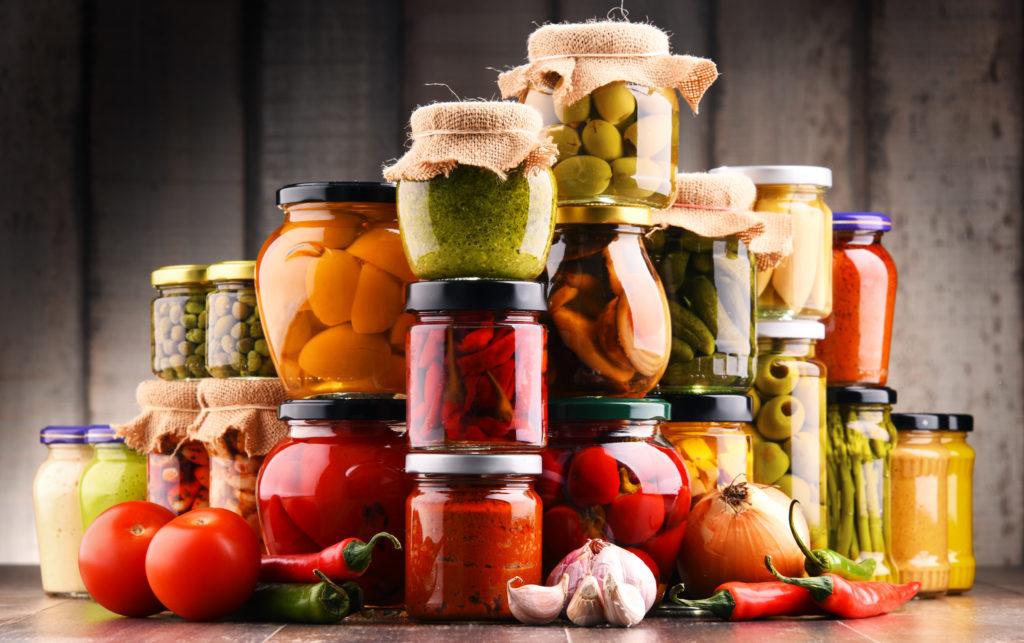 conserve sottolio sottaceti passata albicocche olive pomodoro verdura botulismo