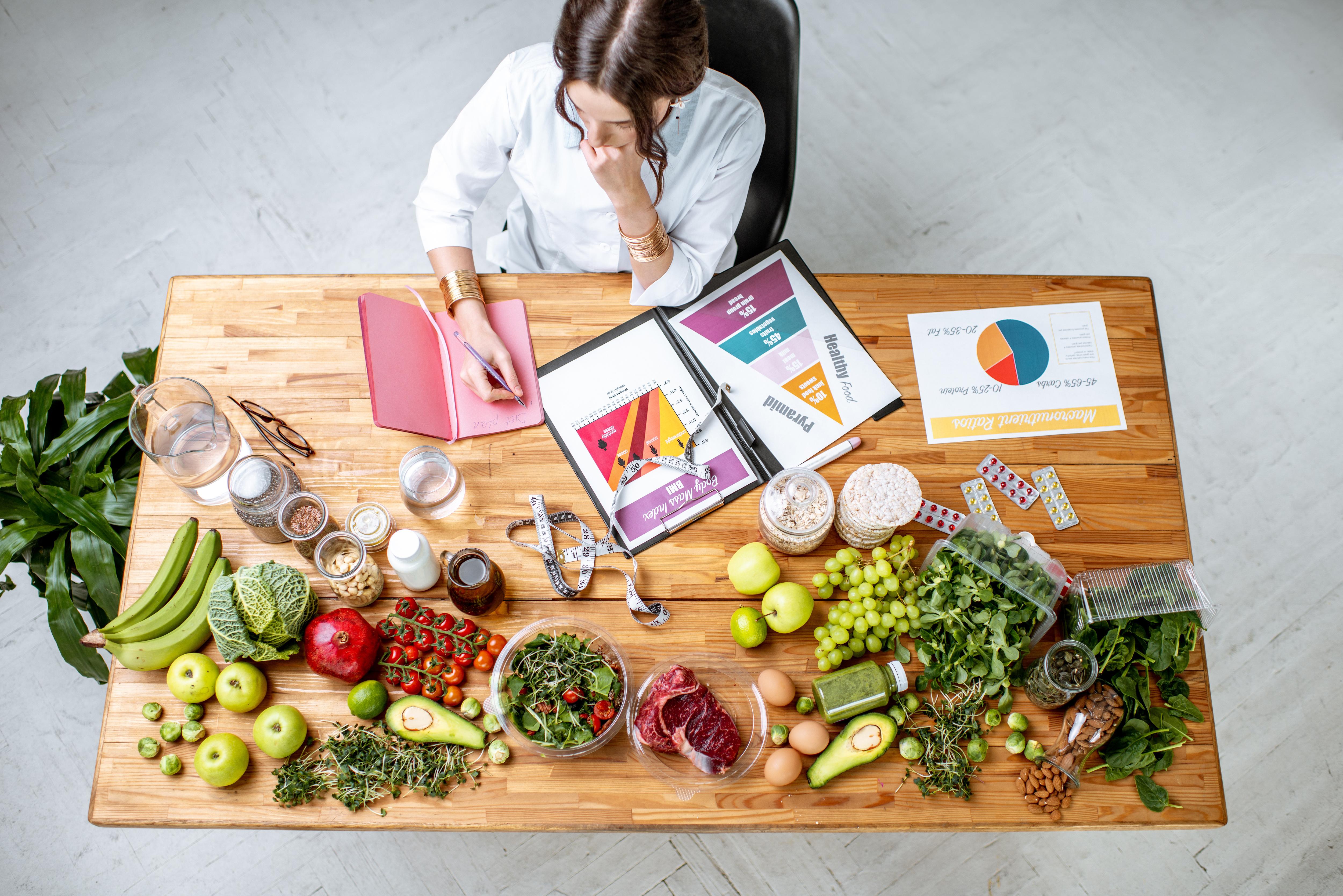 diete per nutrizionisti gratuiti
