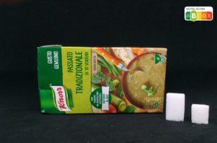 passato tradizionale knorr zucchero zolletta nutriscore