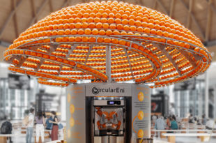 Feel the Peel juice bar economia circolare arance spremute