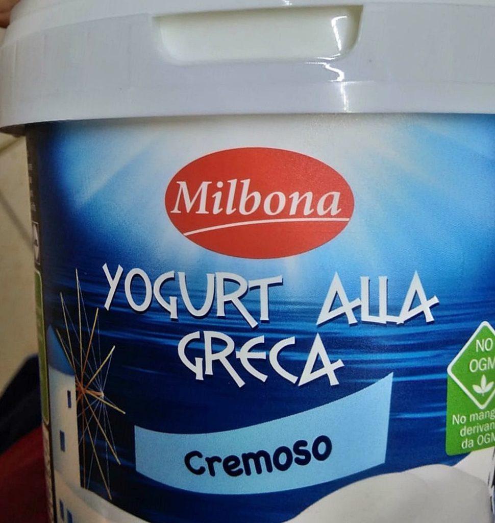 Yogurt alla greca
