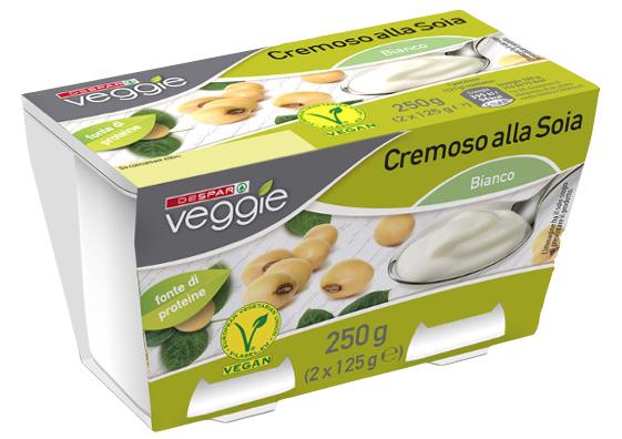 cremoso soia despar veggie confezione vasetti