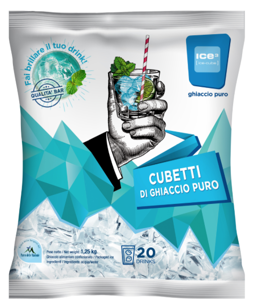 ghiaccio cubetti ice cube