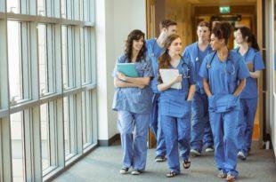 medici studenti medicina ospedale