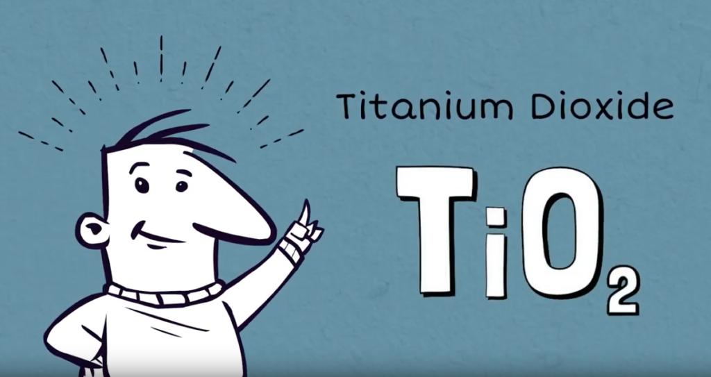 biossido di titanio