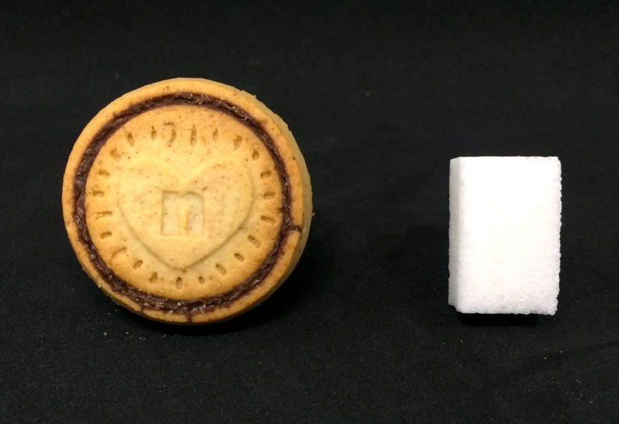 Nutella biscuits zolletta zucchero