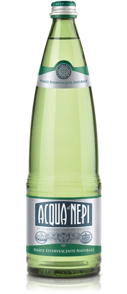 acqua di nepi effervescente naturale