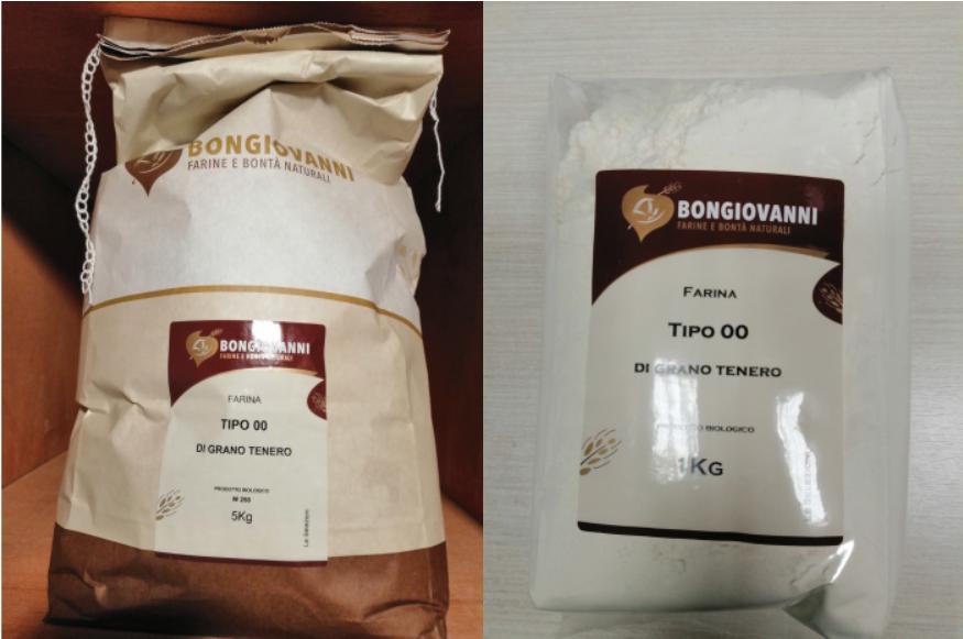 farina grano tenero 00 bio bongiovanni