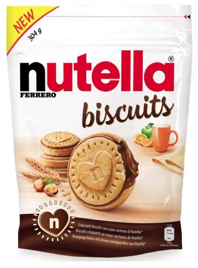 Nutella Biscuits O Baiocchi La Guerra Tra Ferrero E Barilla E Iniziata