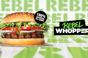 rebel whopper burger king