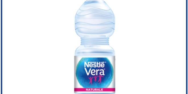 richiamo acqua nestle vera naturae 50 cl