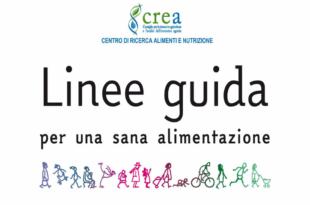 linee guida sana alimentazione 2018 titolo