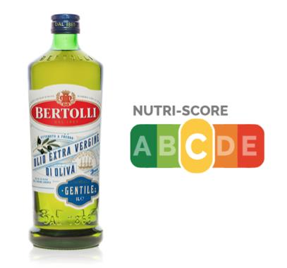 olio extravergine nutri-score