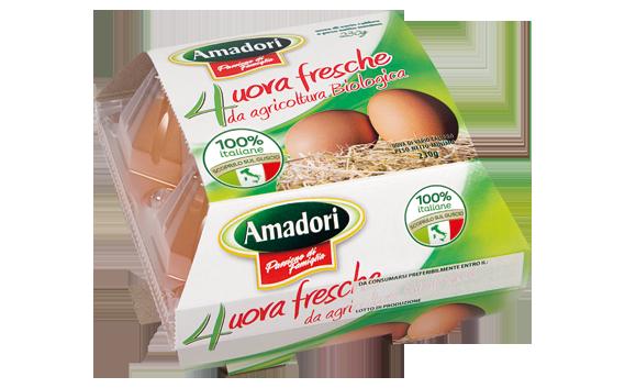 amadori uova biologiche