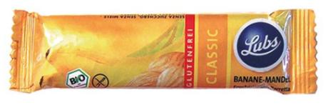 barretta banana mandorle lubs