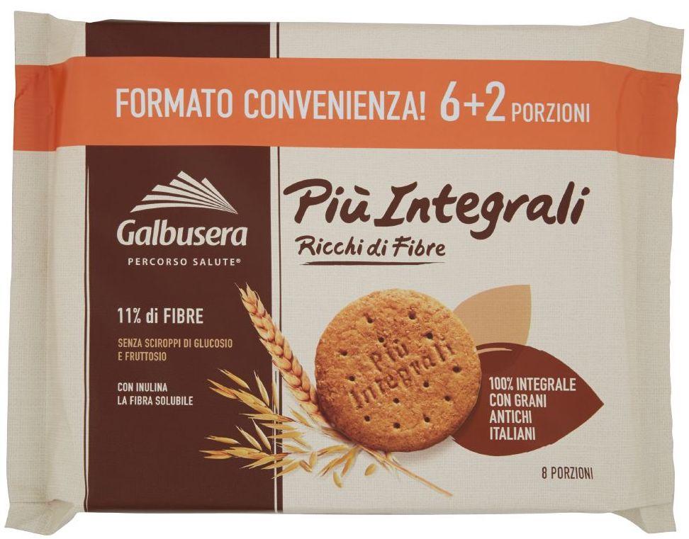 biscotti Galbusera più integrali