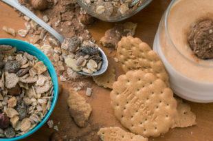 biscotti integrali muesli