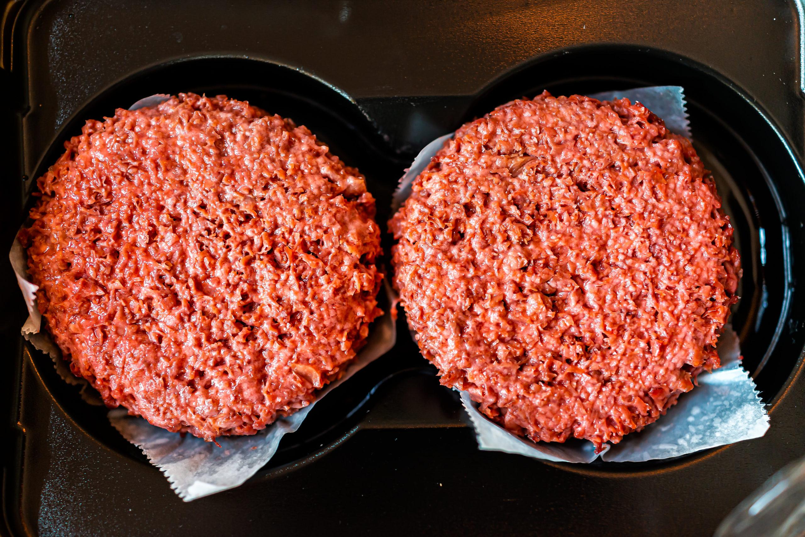 sostituti vegetali della carnefake meat burger