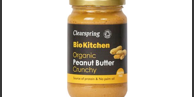 burro di arachidi clearspring richiamo