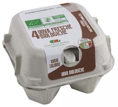 Rischio microbiologico, ritirate uova biologiche Amadori e Conad: