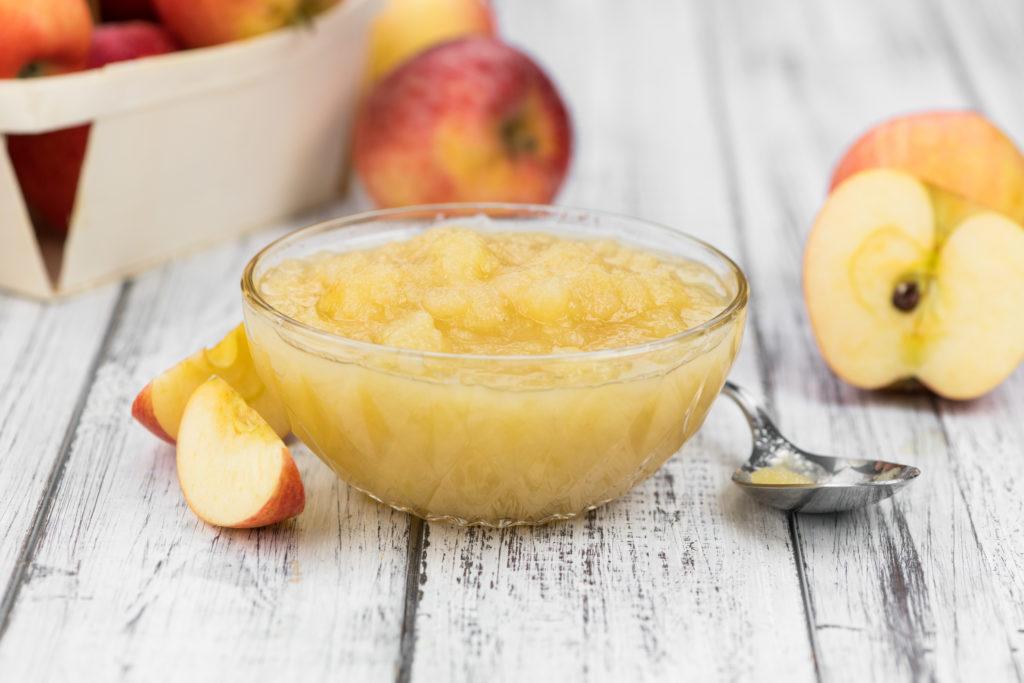 micotossine purea di mela