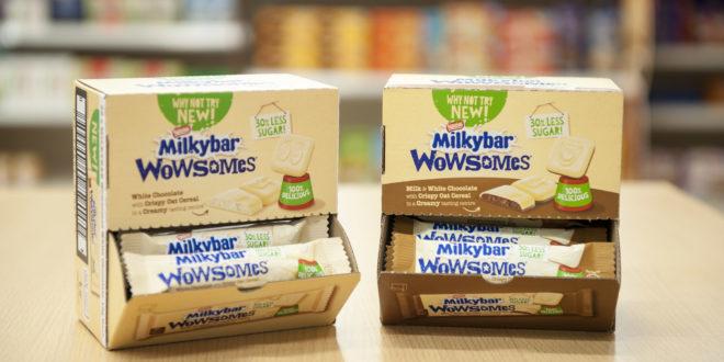 nestle milkybar wowsomes confezioni