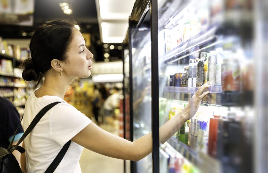 supermercato etichette