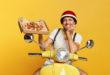 Rider: quattro italiani su dieci hanno ordinato cibo dal telefono. L'inchiesta Coldiretti-Censis